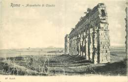 ITALIA - ROMA - ACQUEDOTTO DI CLAUDIO - Roma