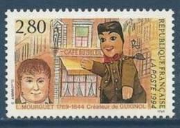 "FR YT 2861 "" Guignol "" 1994 Neuf** - France"