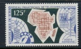 Chad 1971 Pan-African Telecommunications System MUH - Tsjaad (1960-...)
