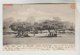 CPA PIONNIERE SAVE (Bénin Ex. Dahomey) - En Voyage.....une Halte à Savé - Benin