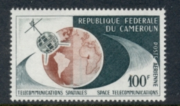 Cameroun 1963 Telstar Satellite MLH - Cameroun (1915-1959)