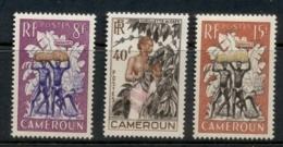 Cameroun 1954 Agriculture MLH - Tsjaad (1960-...)