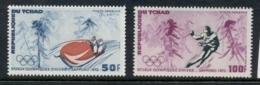 Chad 1972 Wnter Olympics Sapporo MUH - Tsjaad (1960-...)