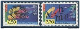 "FR YT 2878 & 2879 "" EUROPA "" 1994 Neuf** - France"