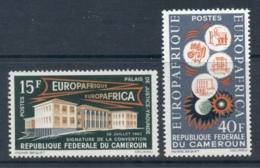 Cameroun 1964 Europafrica MLH - Ongebruikt