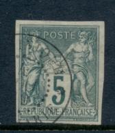 French Colonies 1877-78 Peace & Commerce FU - Frankrijk (oude Kolonies En Protectoraten)