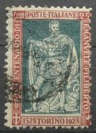 Regno Emanuele Filiberto Usato Con Gomma MNH**/O (awei 86 - 1900-44 Victor Emmanuel III