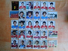 30 Stickers Panini Euro 1984  (Box2) - Sports