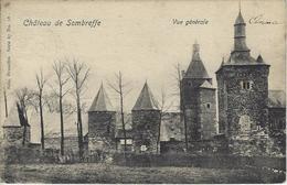 Château De Sombreffe    Vue Générale.    -   1904   Naar   Etterbeek - Sombreffe