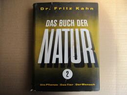 Das Buch Der Natur, Vol 2 (Dr. Fritz Kahn) - Livres, BD, Revues