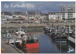 France La Turballe Le Port Postcard Unused Good Condition - La Turballe