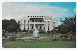 (RECTO / VERSO) BARBADOS EN 1968 - SAM LORD'S CASTLE - BEAU TIMBRE - FORMAT CPA VOYAGEE - Barbades