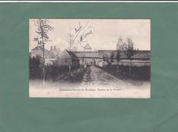 MESSINES   -   Institut Royal, Entrée De La Ferme - Messines - Mesen
