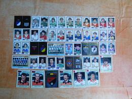 30 Stickers Football Belge 1984  (Box2) - Sport