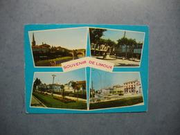 LIMOUX   -  11  -    Souvenir De Limoux  -  Multivues  -  AUDE - Limoux