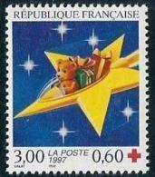 "FR YT 3122 "" La Croix-Rouge "" 1997 Neuf** - France"
