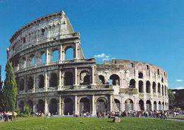 Cp , ITALIE , ROMA , Anfiteatro Flavio (Colosseo) - Roma