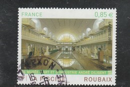 FRANCE 2010 LA PISCINE ROUBAIX YT 4453 OBLITERE   - - Frankreich