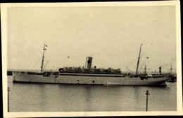 Cp Dampfer Brasil, Home Lines - Non Classés