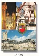 France Dijon Various Views Postcard Used Good Condition - Dijon