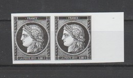"FRANCE / 2019 / Y&T N° 5305 ** : ""Cérès 1849-2019"" Issu Du Bloc X 2 Dont 1 BdF D - Neufs"