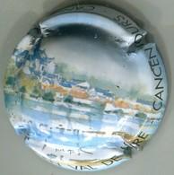 CAPSULE-VAL DE LOIRE-CANCEN Can007-Paysages De Loire - Schuimwijn