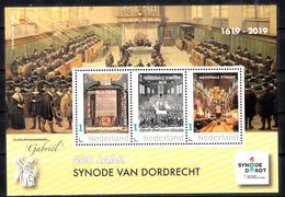 Nederland 2019 Persoonlijke Zegel, 400 Jaar Synode Van Dordrecht; Filatelistenvereniging Gabriel - Ongebruikt