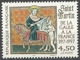 "FR YT 3078 "" Saint Martin "" 1997 Neuf** - France"