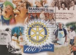 Norfolk Island ASC 892 MS 2005 100 Years Of Rotary International MS MNH - Norfolk Island