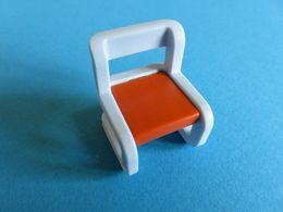 150 - Chaise Playmobil - N° Moule 3239770 2 - Bleu/Marron - Accessoire - Playmobil