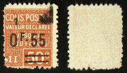 COLIS POSTAUX N° 59 Oblit TB Cote 5€ - Used