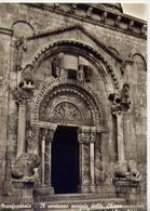 Manfredonia - Il Sontuoso Portale Della Chiesa Di S.leonardo - Formato Grande Non Viaggiata – E 12 - Manfredonia