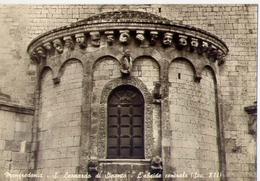 Manfredonia - S.leonardo Di Siponto - L'abside Centrale - Formato Grande Non Viaggiata – E 12 - Manfredonia