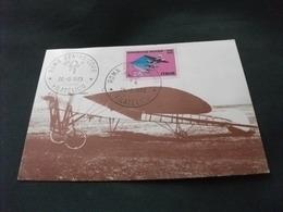 STORIA POSTALE  AEREO BLERIOT XI FAMOSO MONOPLANO PIONIERI 1911 LIBIA 1° VOLO BELLICO NEL MONDO - ....-1914: Precursori