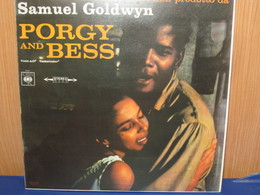 LP397 - PORGY AND BESS - Musicals