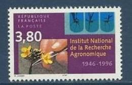 "FR YT 3001 "" Institut Recherche Agronomique "" 1996 Neuf** - France"
