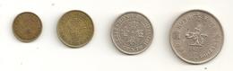 Hong Kong  5c Up To 1 Dollar - Hongkong