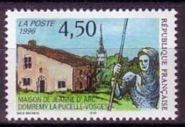 "FR YT 3002 "" Maison De Jeanne D'Arc "" 1996 Neuf** - France"