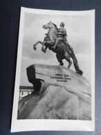 19924) LENINGRAD LENINGRADO MONUMENTO PIETRO IL GRANDE NON VIAGGIATA - Russia