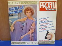 LP400- ORNELLA VANONI - PROFILI MUSICALI - Hit-Compilations