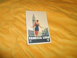 CARTE POSTALE ANCIENNE NON CIRCULEE DATE ?../ ITALIE. VENEZIA LIDO.../ ENIT.. - Autres