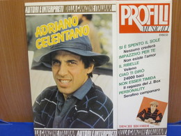 LP401- ADRIANO CELENTANO - PROFILI MUSICALI - Hit-Compilations