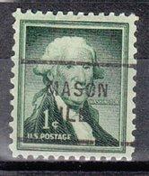 USA Precancel Vorausentwertung Preo, Locals Illinois, Mason 712 - Vereinigte Staaten