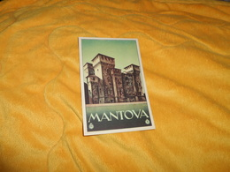 CARTE POSTALE ANCIENNE NON CIRCULEE DATE ?../ ITALIE. MANTOVA.../ ENIT.. - Autres