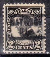 USA Precancel Vorausentwertung Preo, Locals Illinois, Maywood 610-549 - Estados Unidos