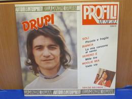 LP404- DRUPI - PROFILI MUSICALI - Hit-Compilations