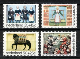 Nederland Pay Bas Olanda Netherlands 1975, Kinderzegels Child Welfare **, MNH - Period 1949-1980 (Juliana)