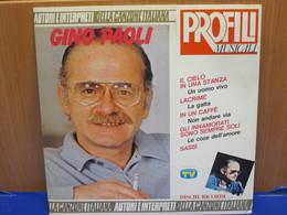 LP405- GINO PAOLI - PROFILI MUSICALI - Hit-Compilations