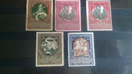 Russian Empire, 1914-1915. - Unused Stamps