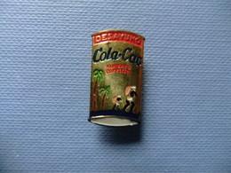 PIN COLACAO BOTE / CACAO CHOCOLATE / 1960 - CHOCOLAT DE CACAO - Alimentación